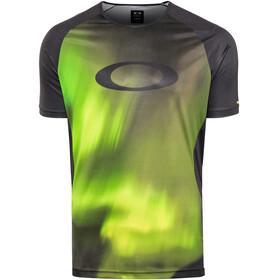 Oakley MTB Bike Jersey Shortsleeve Men green/black